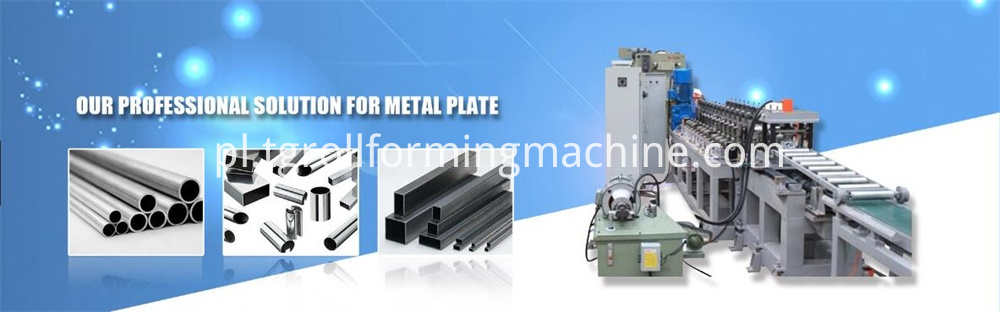 Elevator Opend Guide Rail Machine