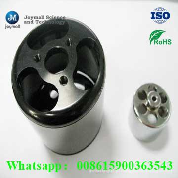 Cubo de fundição em alumínio personalizado