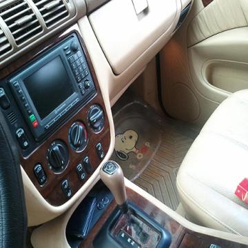 Hualingan Car GPS Navigation for Benz Ml W163 DVD Player