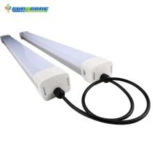 ETL DLC Linkable T5 waterproof led tube light 2ft 4ft 5ft 8ft IP65 led linear light for parking lot car wash