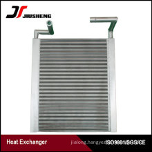Aluminum Excavator Oil Cooler for Hitachi EX300-3