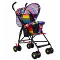 Kinderwagen, der tragbaren Vierrad-Kinderwagen faltet