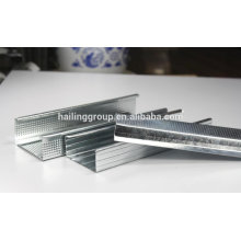 Stainless steel C channel U channel for wall and ceiling