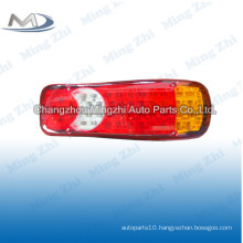 TRAILER TRUCK BODY PART OF TAIL LAMP