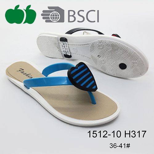 Preço baixo Pretty Summer Hot New Design Women Pcu Flip Flops
