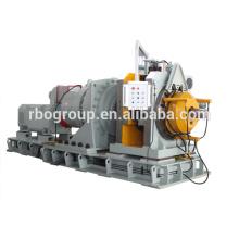 Ununterbrochene rotierende Verdrängungs-Linie 550A für Kupferlegierungs-Laufkatzendraht