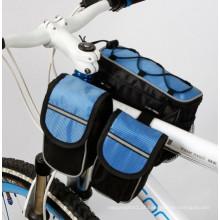 600d impermeável bicicletas bolsa (YSBB00-002)