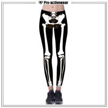 Новые стильные индивидуальные сублимационные штаны для фитнеса