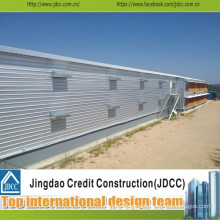 Professional and Low Cost Steel Construction Building