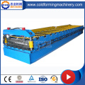 Wall Profiles Steel Roofing Tiles Forming Machine