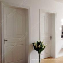 Auffällige PVC-Tür im französischen Stil (WJ-PCD-455)