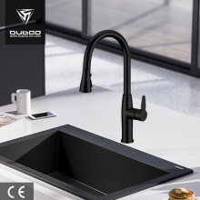 Gorąca i zimna woda Top Mounted Kitchen Faucet