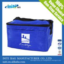 Personalizado não tecidos cooler sacos / tubo exterior pode refrigerador saco