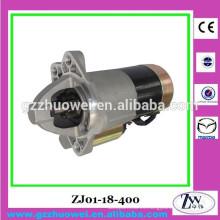 12v 1kw arrancadores de alta calidad para motor arrancador automático para Mazda 3 1600CC ZJ01-18-400 ZJ0118400