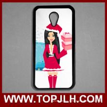 Etui de téléphone en plastique personnalisé de haute qualité pour Meizu Note cas