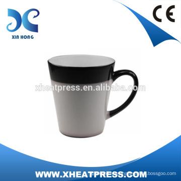 blank magic mug 12oz cone color changed mug12oz
