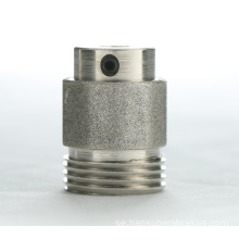 Diamond Glass Grinder Helix Grinder Head Bits