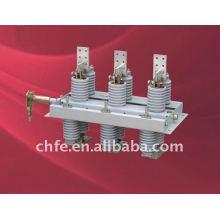GN30-12 serie rotary de interruptor de aislamiento de alta tensión interior