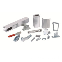Machining & Stamping Hardware for Building