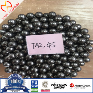 Gr2 Titanium bal voor Body Piercing/decoratie