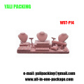 Guangzhou Rose PU MDF Jewelry Display Factory Wholesale (WST-P14)