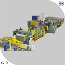 Slitting Line For Transformer Lamination