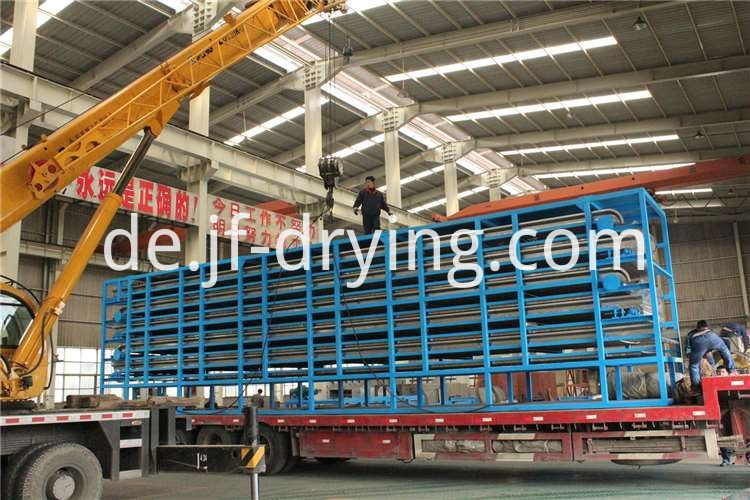 mesh belt dryer machine (10)