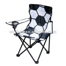cadeira de acampamento portátil com saco de transporte, portátil e confortável