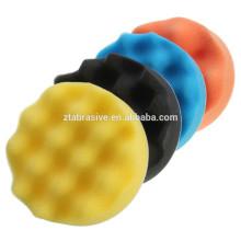 Kit de tampons de polissage d'éponge de polissage d'OEM pour le tampon de polisseur de voiture