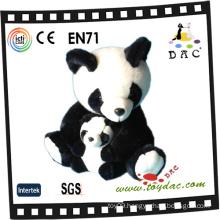 Plush Faux Fur Panda Toy