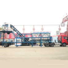 CER Zertifikat Yhzs35 Walking Betonmischanlage Walking Concrete Batching Plant