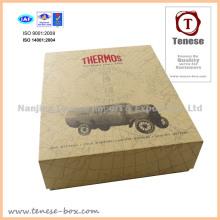 Kundenspezifische Rechteck-Kartonverpackungsbox