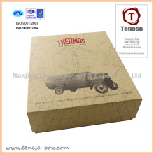 Kraft Paper Customized Boxes with Lid