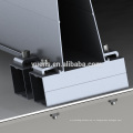 Конструкция крепления солнечных навес система 200квт панели солнечных батарей