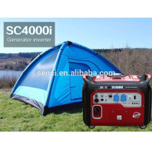 Power tools 4.0KW portable silent inverter generator set for home use