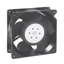 Vivienda de aluminio 140mmx140mmx51mm, ventilador axial DC14051 del impulsor plástico