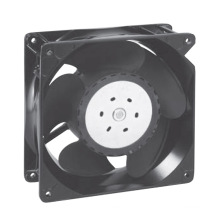 140mmx140mmx51mm Aluminum Housing, Plastic Impeller DC14051 Axial Fan
