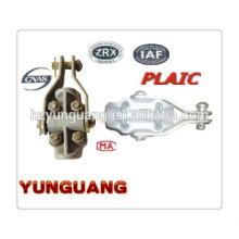 elektrische Übertragungsleitung Hardware Aluminium-Legierung Aufhängung Clamp Freileitungen Montage Strommasten passend