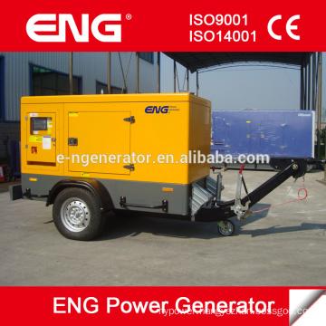 EN Supplier diesel generating mobile trailer generator