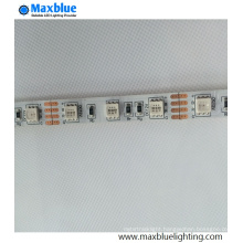 12VDC 60LED/M SMD5050 RGB LED Strip with Everlight Chip From Taiwan