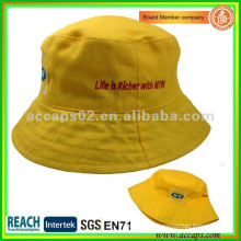 Chapéu de balde 100% algodão de alta qualidade BH0200