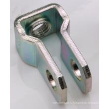Металлическая штамповка Clevis (низкая форма и большое отверстие)