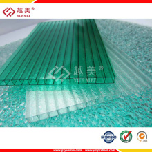 Clear Plastic Polycarbonate Hollow Sheet Outdoor Retractable Awnings and Canopies