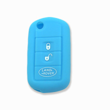 Land Rover 3 silicon car key cover