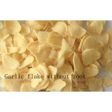 Exportação Japão Qualidade Stardard Alho Flake ar seco qualidade superior
