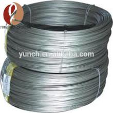 nitinol bande de plaque de feuille d'alliage à mémoire de forme Nitinol Wire