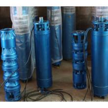 el mejor precio serie QJ bomba de agua sumergible de pozo profundo para la bomba de riego agrícola