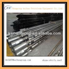 API 11B barra de succión de perforación de petróleo
