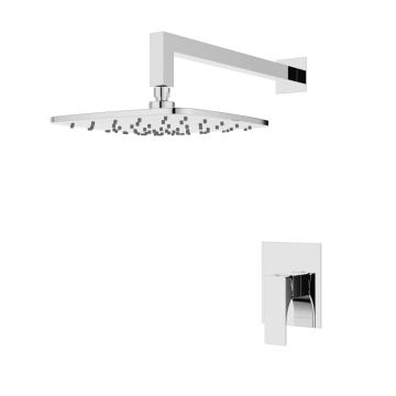 Single Handle Bathroom Rainfall Shower System