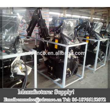 Factory supply Golden quality excavate/ hydraulic PTO backhoe